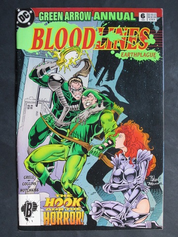 Green Arrow (1988 series) Annual #6