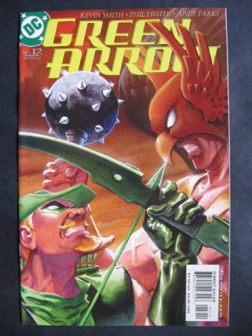 Green Arrow (2001 series) #12-15 Set of 4 comics