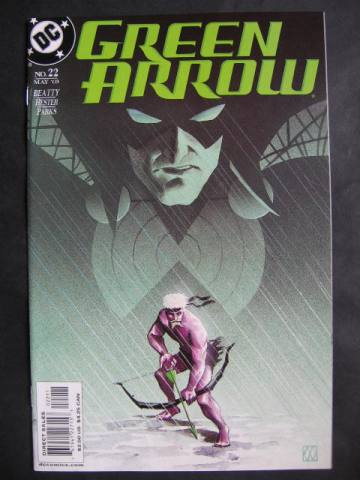 Green Arrow (2001 series) #22