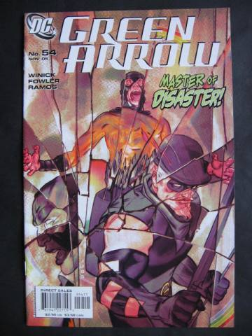 Green Arrow (2001 series) #54