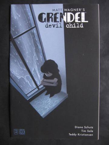 Grendel: Devil Child #1-2 Complete mini-series