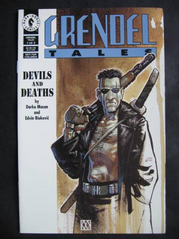 Grendel: Devils And Deaths #1-2 Complete mini-series