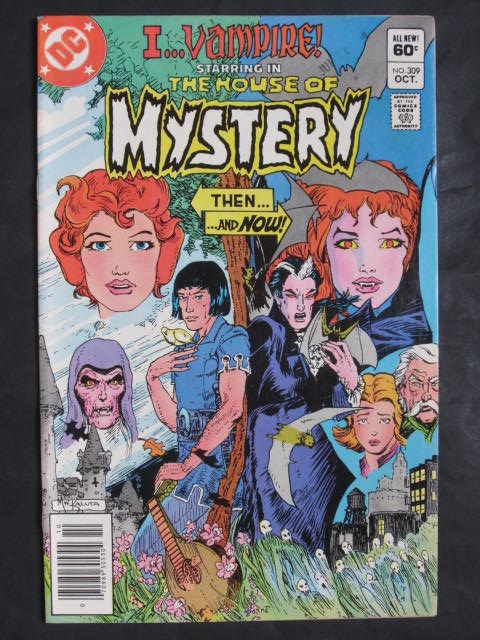 House of Mystery #309