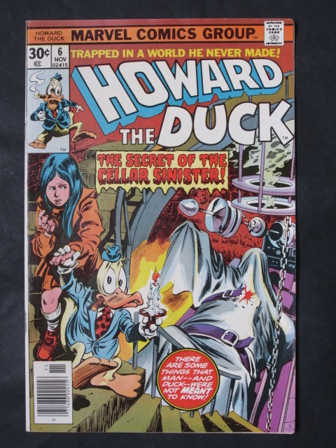 Howard The Duck (1976 series)  #6
