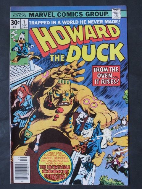 Howard The Duck (1976 series)  #7