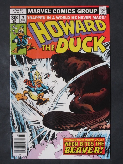 Howard The Duck (1976 series)  #9