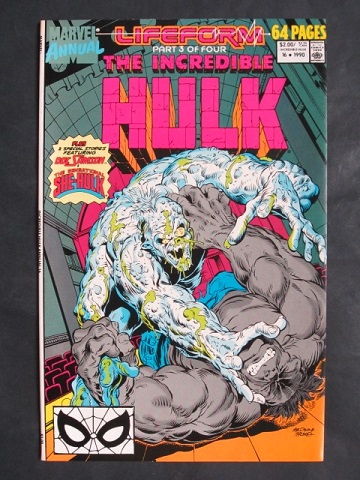 Incredible Hulk (1968 series) Annual #16