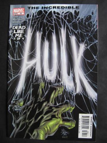 Incredible Hulk (2000 series) #68