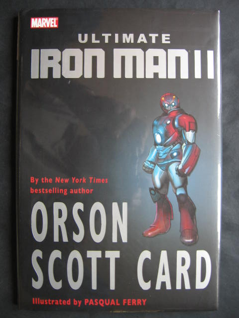 Ultimate Iron Man II (HC)