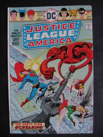 Justice League Of America (1960 series) #129