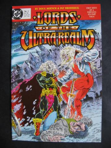 Lords Of The Ultra-Realm #1-6