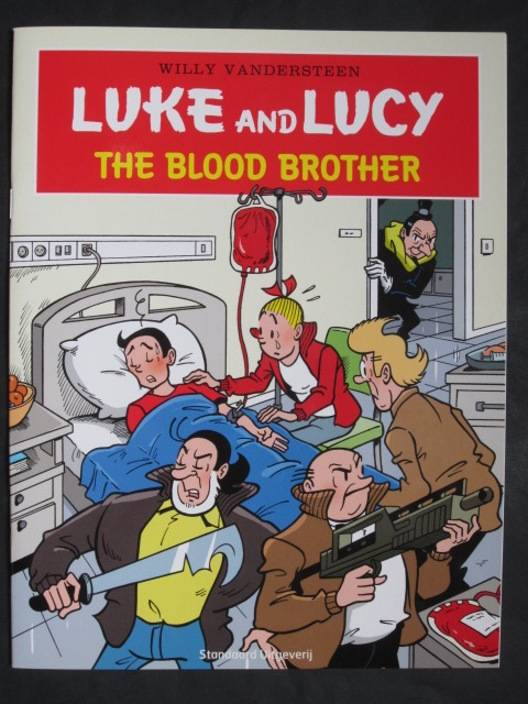 Luke and Lucy The Blood Brother