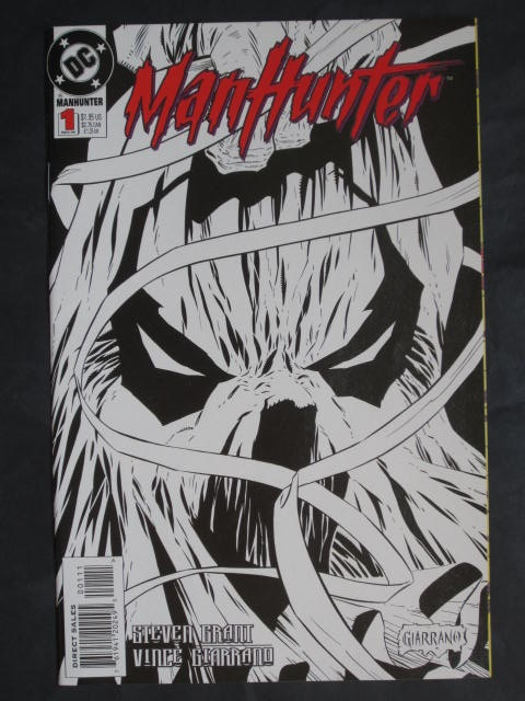 Manhunter (1994 series) #1-3 Set of 3 comics