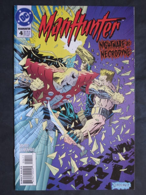 Manhunter (1994 series) #4