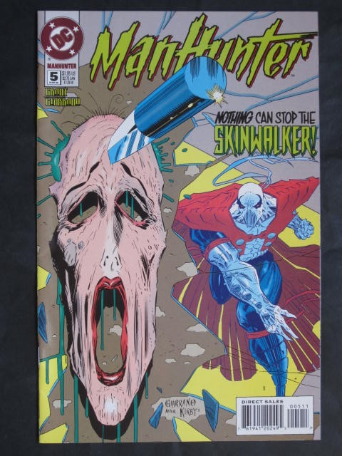 Manhunter (1994 series) #5