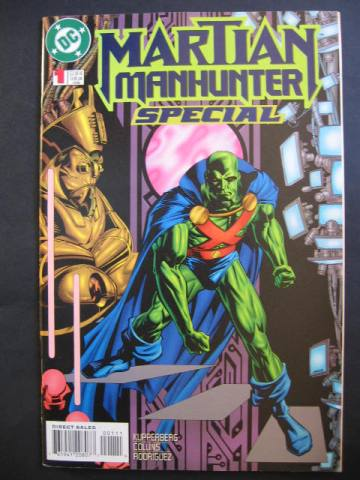 Martian Manhunter Special #1