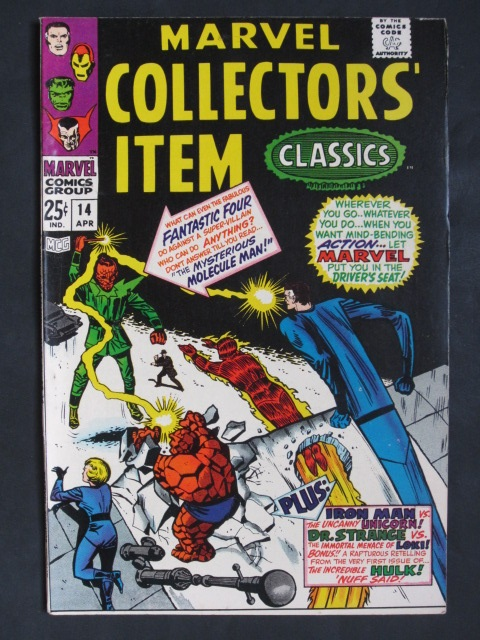Marvel Collectors' Item Classics #14