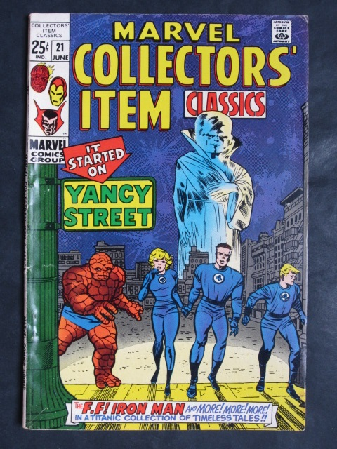 Marvel Collectors' Item Classics #21