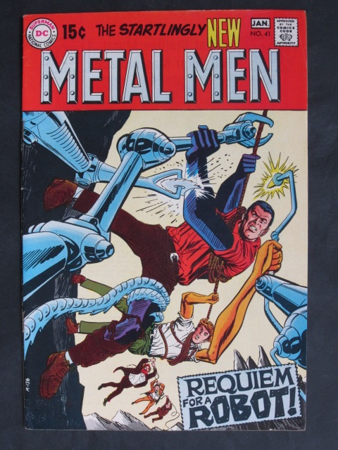 Metal Men (1963 series) #41