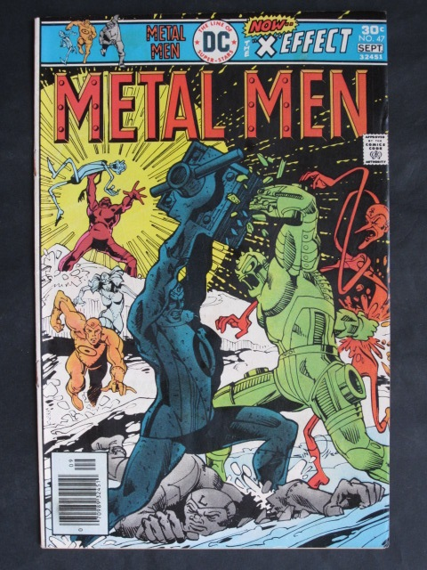 Metal Men (1963 series) #47