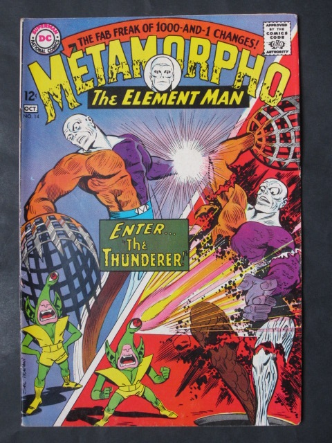 Metamorpho (1965 series) #14