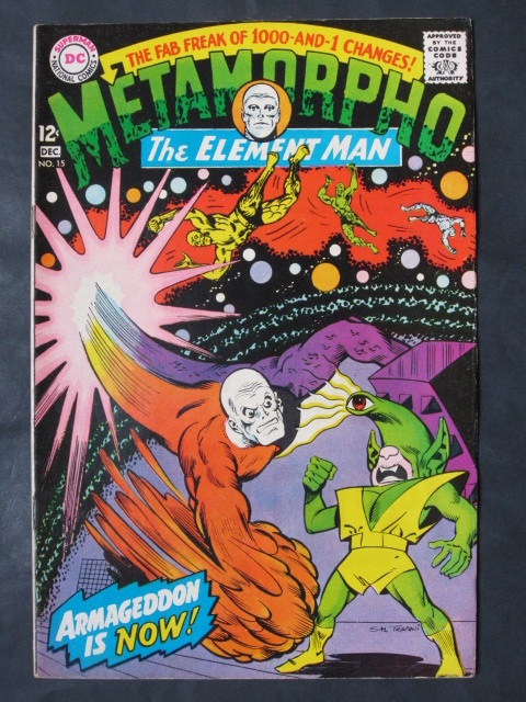 Metamorpho (1965 series) #15