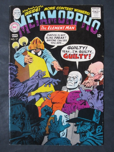 Metamorpho (1965 series) #17