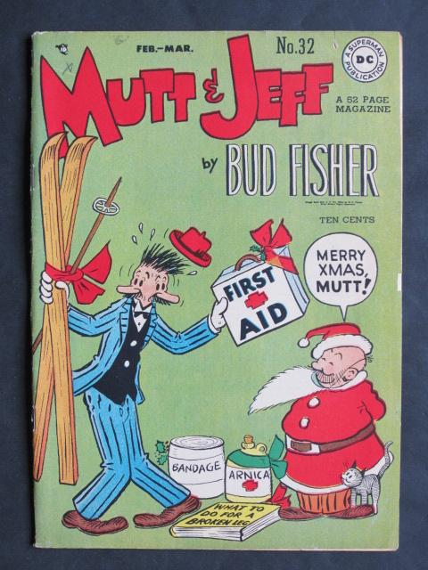 Mutt and Jeff (1939), H2comics