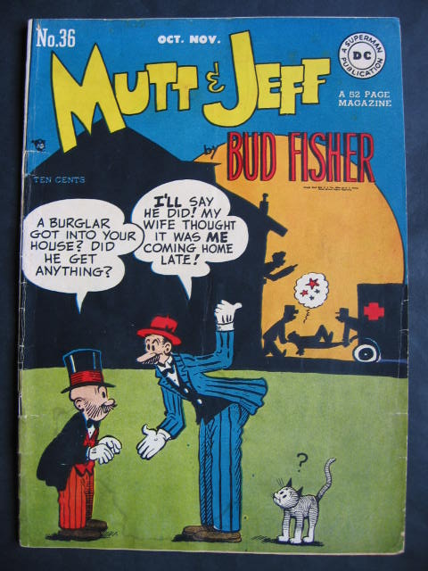 Mutt and Jeff #36