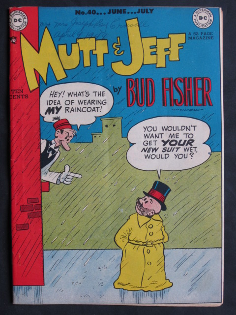 Mutt and Jeff #40