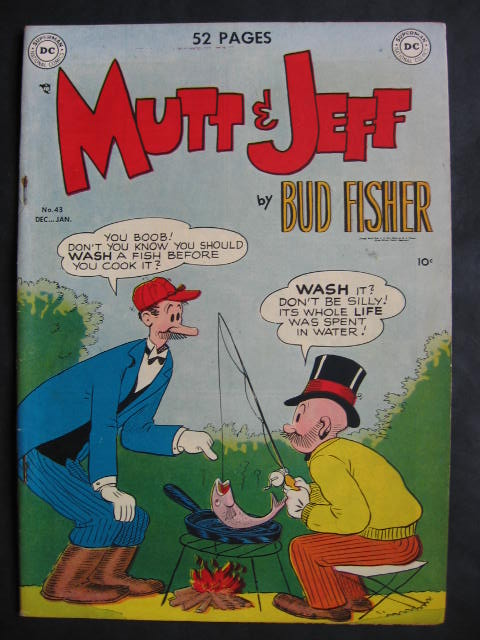 Mutt and Jeff #43