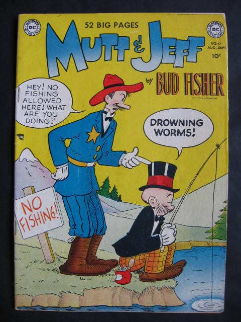 Mutt and Jeff #47