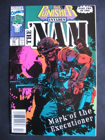 The 'Nam #53 Punisher