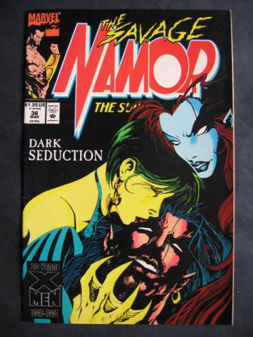 Namor The Sub-Mariner (1990 series) #36