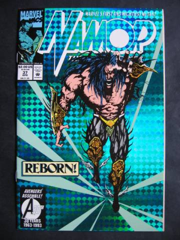 Namor The Sub-Mariner (1990 series) #37