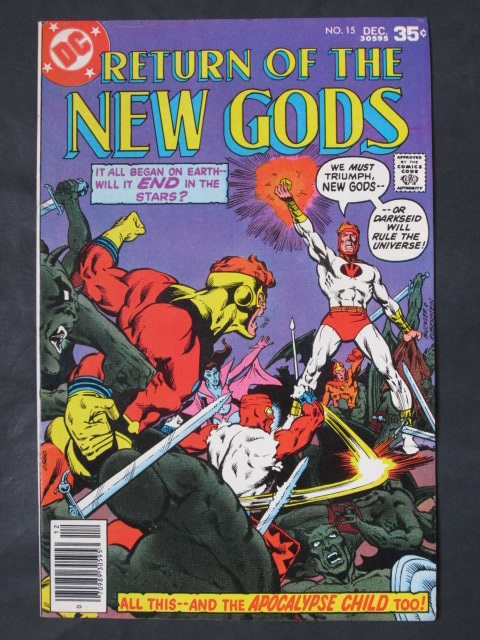 New Gods (1971 series) #15