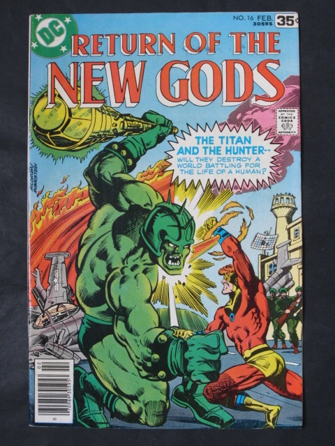 New Gods (1971 series) #16
