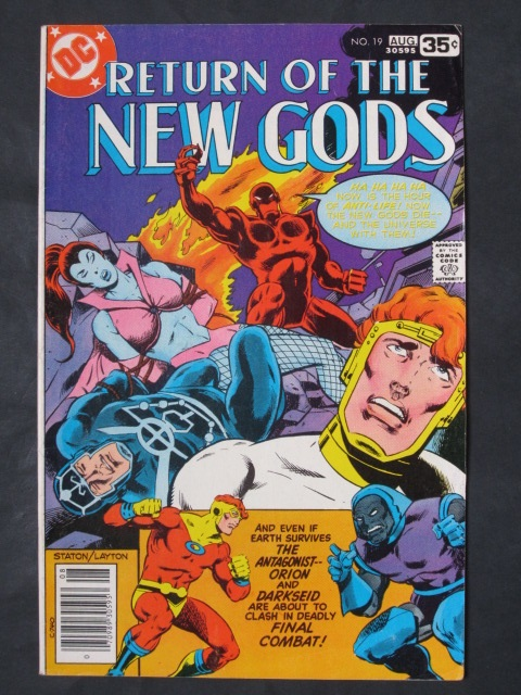 New Gods (1971 series) #19