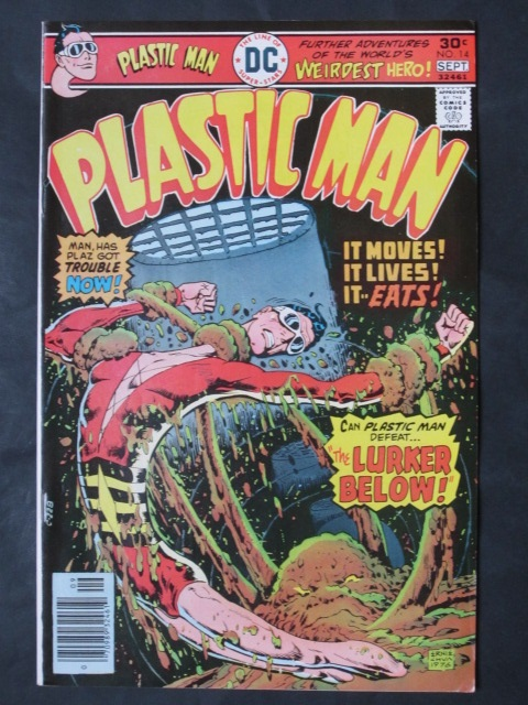 Plastic Man (1976 series) #14