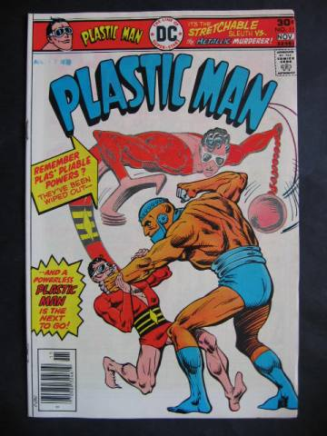 Plastic Man (1976 series) #15