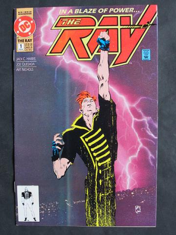The Ray #1-6 Complete mini-series