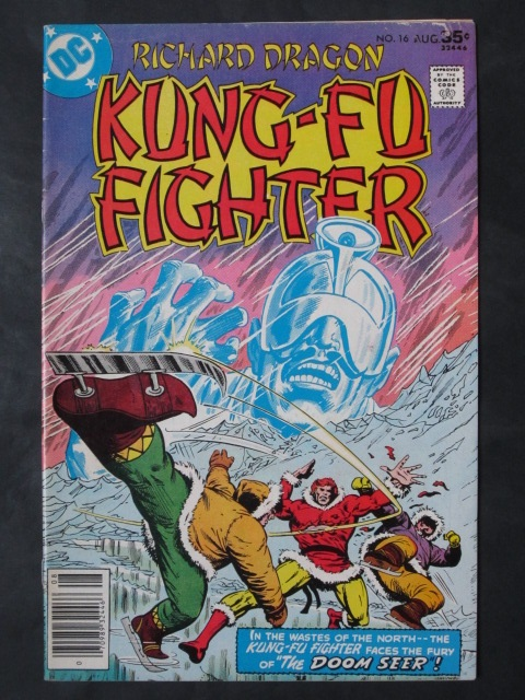 Richard Dragon: Kung-Fu Fighter #16