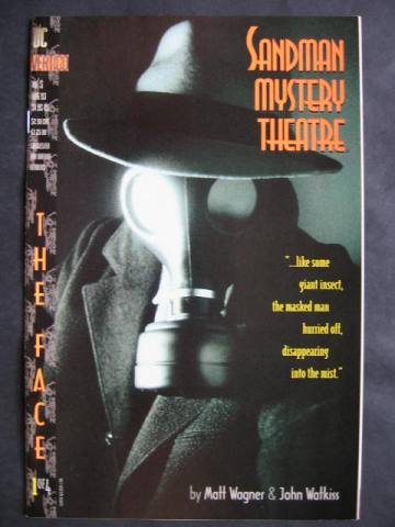Sandman Mystery Theatre  #5-8 Set of 4 comics