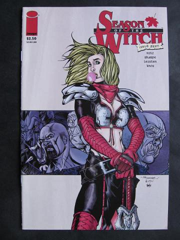 Season Of The Witch #0-4 Complete mini-series