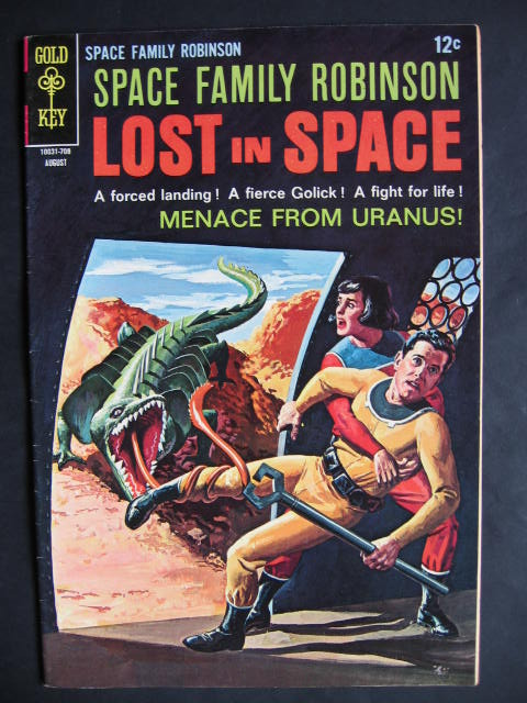 Space Family Robinson (Lost In Space) #23