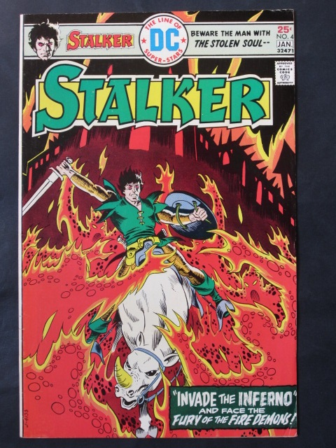 Stalker #4 Ditko and Wood