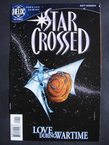 Star Crossed #1-3 Complete mini-series