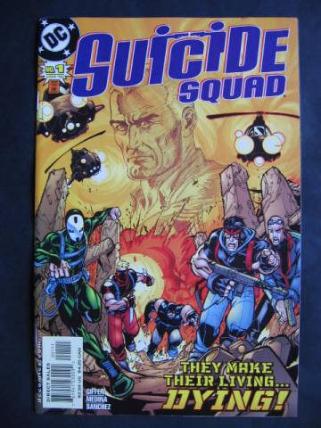 Suicide Squad (2001 series) #1-8 Complete mini-series