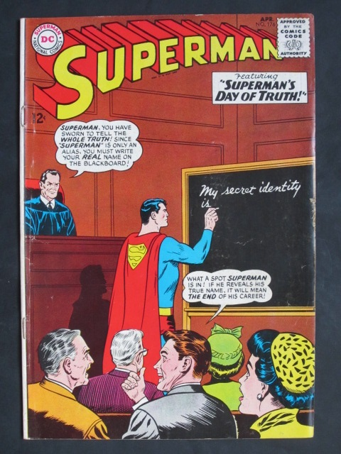 Superman (1939 series) #176