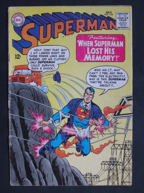 Superman (1939 series) #178